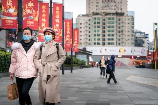 Coronavirus: la Cina usa la tecnologia contro Covid-19, dai droni al riconoscimento facciale