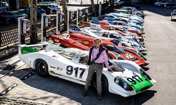 Addio ad Hans Mezger, papà delle Porsche da competizione