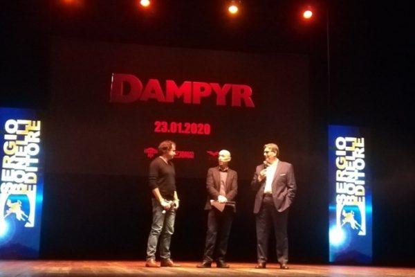 Bonelli Entertainment: Dampyr e Il Confine, il 'futuro prossimo' secondo Masiero e Sarno