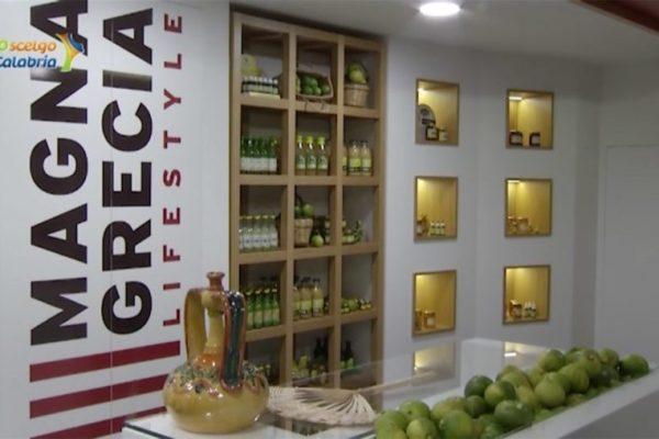 """Crotone, inaugurato il primo corner di Magna Grecia Lifestyle """"Empori mediterranei"""""""