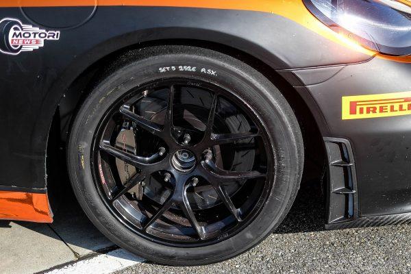 Ebimotors: il Campionato Italiano GT con la Cayman GT4 n° 252
