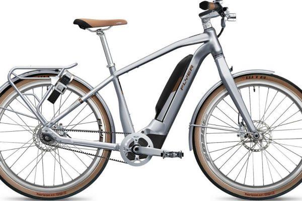 Flyer, una e-bike speciale per il primo produttore europeo