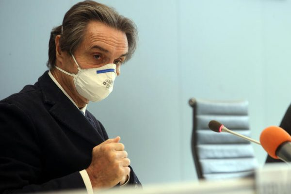 Fontana, emerge verità su Lombardia – Ultima Ora
