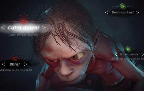 Gollum: prime immagini del videogame di Daedalic Entertainment