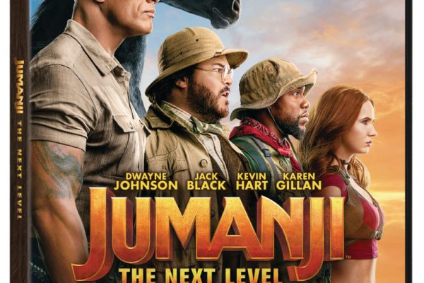 Jumanji, the next level in Home Video con Universal Pictures Home Entertainment Italia