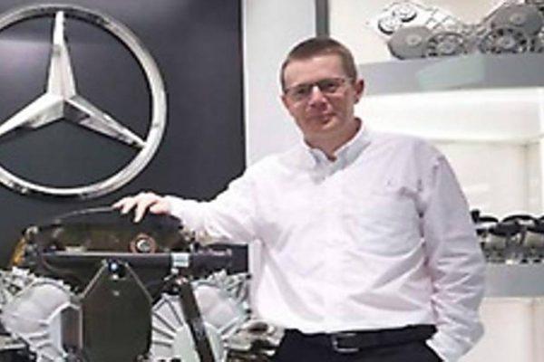 Lascia il papà dei motori iridati di Mercedes F.1