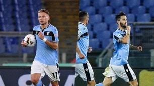 Lazio di nuovo in corsa! Immobile e Luis Alberto stendono la Fiorentina