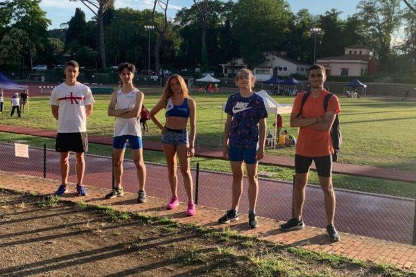 Lo sport civitavecchiese è ripartito ufficialmente con la Tirreno Atletica