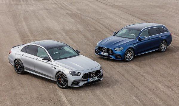Mercedes-Amg E63 4Matic+ 2020: restyling per berlina e station wagon