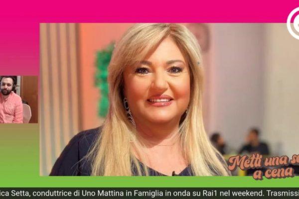 """""""Metti una sera a cena""""… con Monica Setta"""