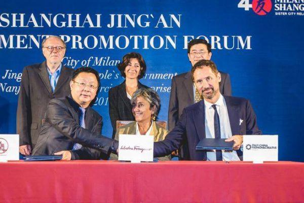 Milano chiama Shanghai: tre accordi per esportare il lifestyle italiano
