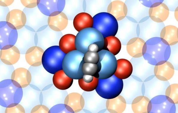 Motore molecolare è 100.000 volte più piccolo del diametro di un capello umano