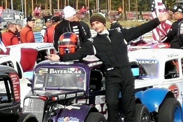 """Motori. Il pilota sanremese Kevin Liguori torna nel mondo Legend Cars da protagonista: """"Una scelta a 360 gradi"""""""