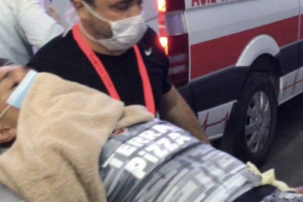 Muslera, infortunio shock: perone e tibia fratturati, è ricoverato in ospedale