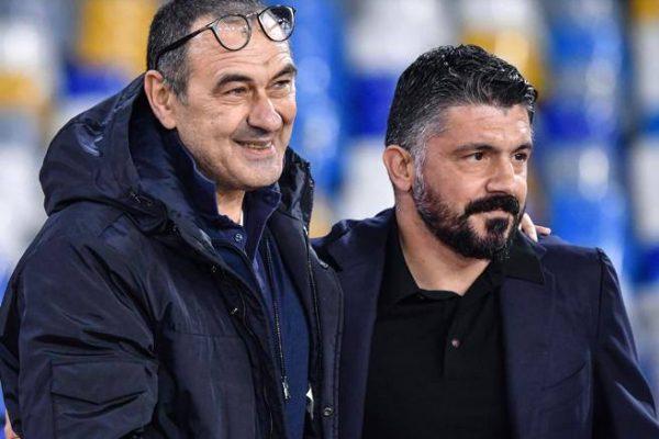 Napoli-Juventus, Coppa Italia: la diretta della partita