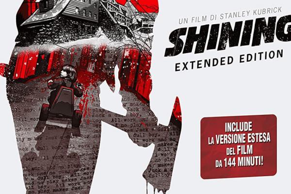 Shining Extended Edition: Warner Bros. Entertainment Italia presenta la versione Home video