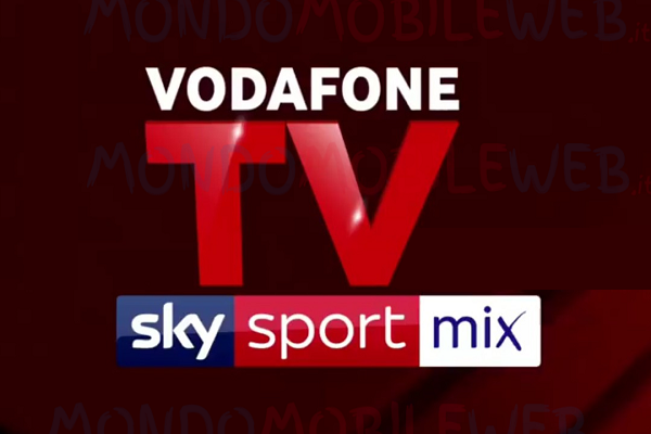 Vodafone TV Sport Plus: 3 mesi gratis di NOW TV Entertainment per le nuove attivazioni