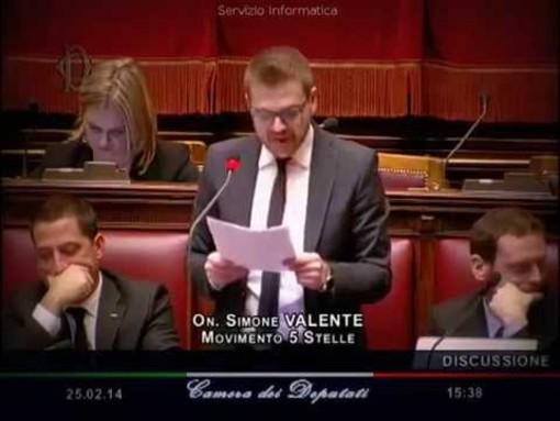 DDL ASSESTAMENTO, VALENTE (M5S): 95 MILIONI IN PIU' ALLO SPORT