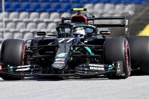 F1 – Gp d'Austria: la Mercedes di Bottas in pole