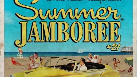 Il Summer Jamboree scalda i motori per un'edizione 2021 da favola. Ecco le date dell'edizione XXI