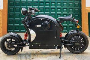 La nuova moto low cost elettrica arriva dalla Spagna