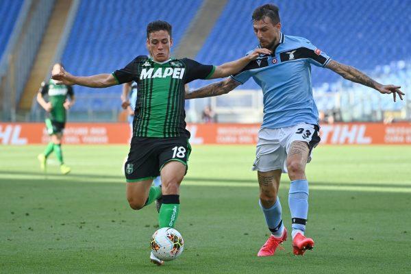 Lazio-Sassuolo 1-2, il tabellino