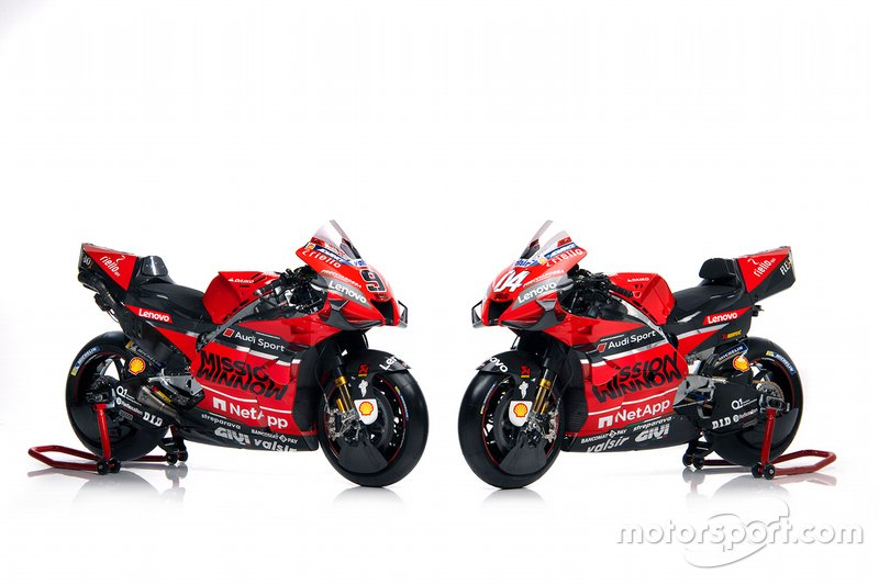 Ducati Team - Desmosedici GP20