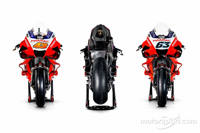 Pramac Ducati - Desmosedici GP20