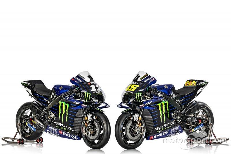 Monster Yamaha - M1