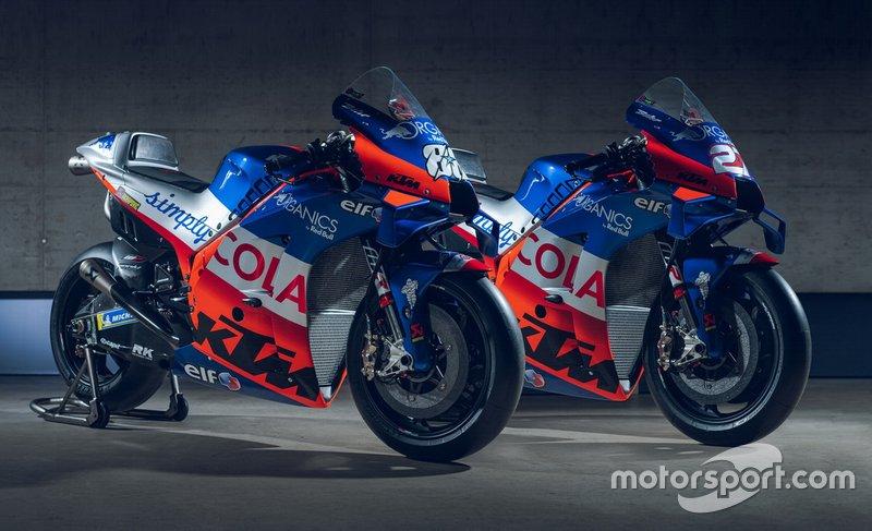 Red Bull KTM Tech 3 - RC16