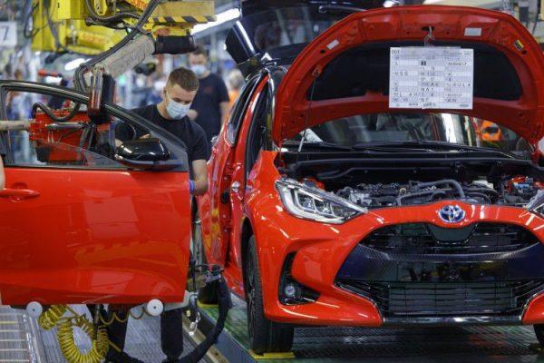 Nuova Toyota Yaris 2020, avviata la produzione in Europa