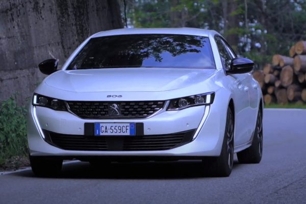 Peugeot 508 Hybrid: una modalità di guida per ogni situazione [VIDEO]