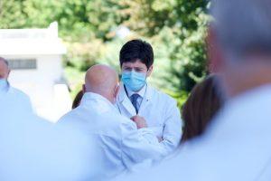 Speranza valuta Tso per chi è positivo al virus e rifiuta le cure