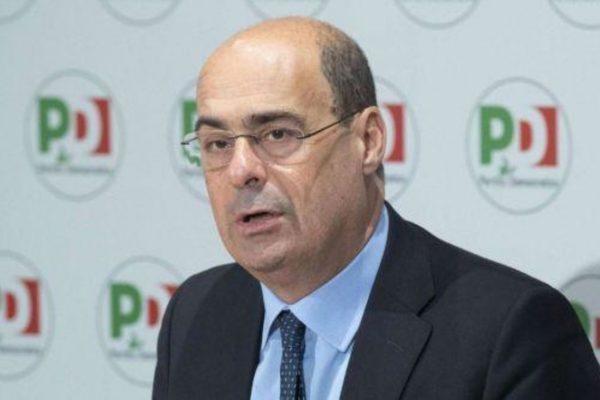 """Zingaretti: """"Il Pd sostiene la proroga dello stato d'emergenza"""""""