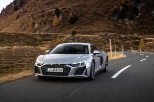 Audi R8 e TT: futuro solo elettrico?