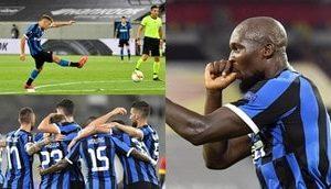 """Conte: """"Grande Inter, mai sofferto. Lukaku, stagione bellissima"""""""