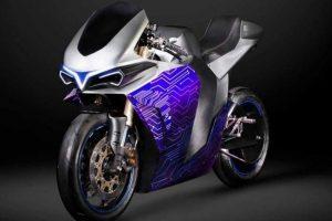 Emula, la moto elettrica che imita il sound di un motore termico