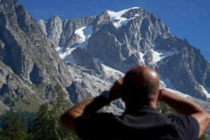 Ghiacciaio Planpincieux: cessata allerta. Riapre la Val Ferret