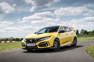 Honda Civic Type R: in arrivo due nuove versioni