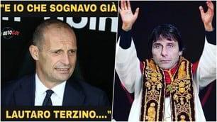 L'Inter conferma Conte: spuntano tante ironie sui social