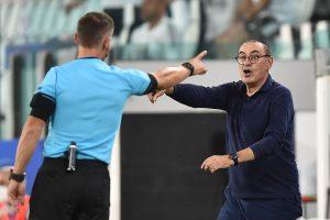 La Juve di Sarri finisce qui: adieu, Maurizio
