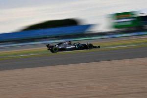 Le Mercedes volano a Silverstone