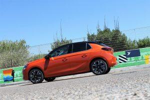 Opel Corsa-e: primo contatto