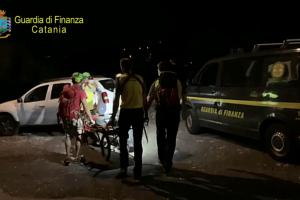 Alpinista ferito salvato a Monte Venere