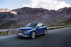 Audi Q5 Sportback 2021: caratteristiche, motori, mild hybrid