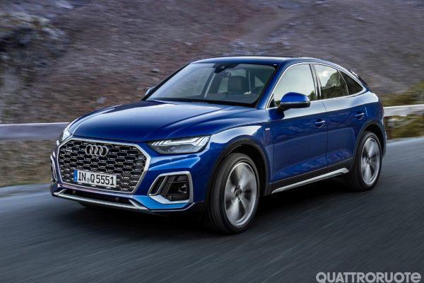 Audi Q5 Sportback: motori, interni e caratteristiche – Quattroruote.it