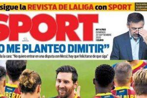 """Barcellona, Sport dopo il successo nel Trofeo Gamper: """"Pronti per la Liga"""""""
