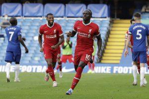 Chelsea-Liverpool 0-2, gol e highlights: doppietta di Mané, Jorginho sbaglia un rigore