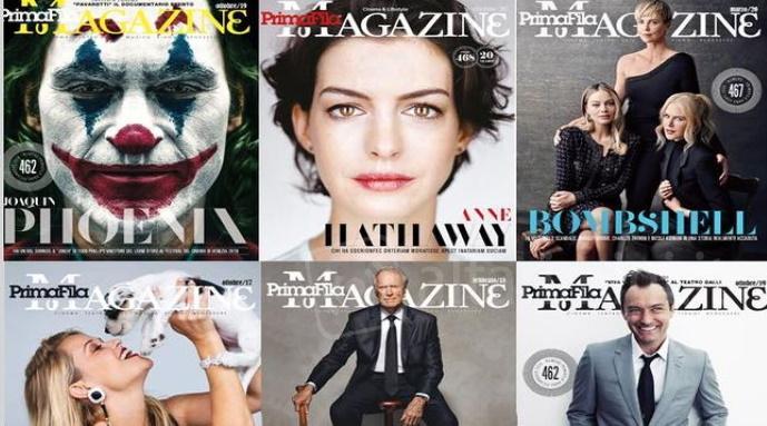 Venti anni di Primafila Magazine