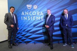 Dacia e Udinese Calcio: ancora insieme